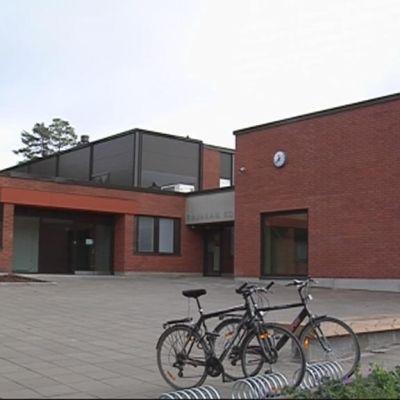 Rajalan koulu Kuopiossa