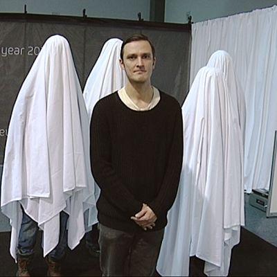 Vuoden nuori taiteilija 2013 Jarno Vesala