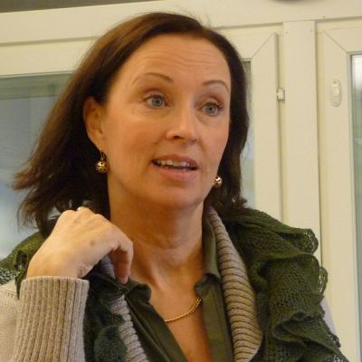 Porin Teatterin näyttelijä Katariina Lohineva