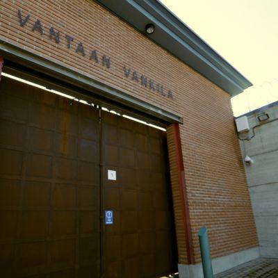 Vantaan vankilan portti
