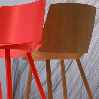 CH04 Houdini -mallisia tuoleja esillä Frankfurtin messuilla 2012.
