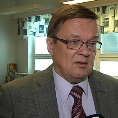 Seinäjoen ammattikorkeakoulun rehtori Tapio Varmola.