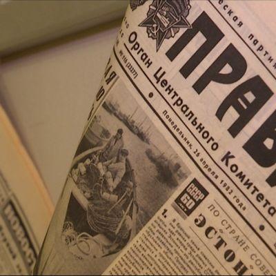 Pravda-lehtiä