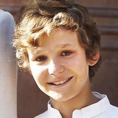 Felipe Juan Froilan kuvattuna 10. elokuuta 2011.