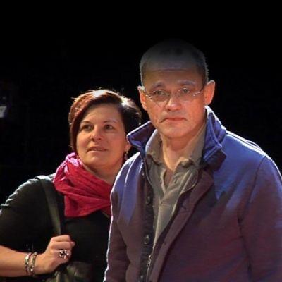 Tommi Auvinen ja Sari Kaasinen