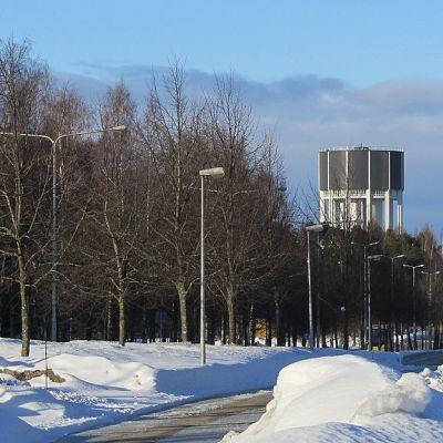 Lappeenranta vesitorni Valtakatu