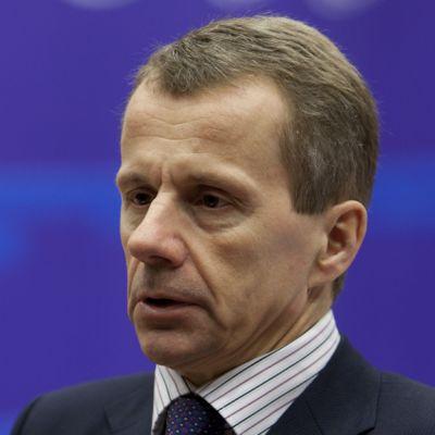 Viron valtiovarainministeri Jurgen Ligi