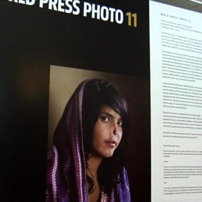 World Press Photo 11 näyttelyn juliste.