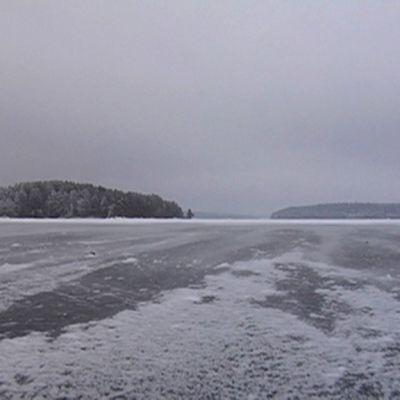 Jäinen Kallavesi