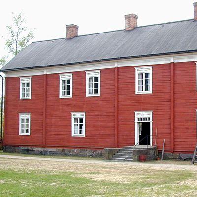 Yli-Lauroselan talomuseo Ilmajoella.