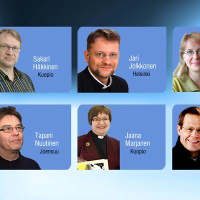 Kuopion hiippakunnan piispaehdokkaat 2012