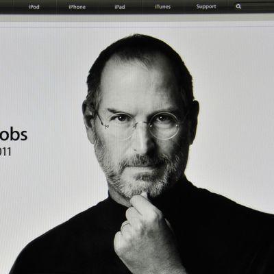 Steve jobs 1955-2011.