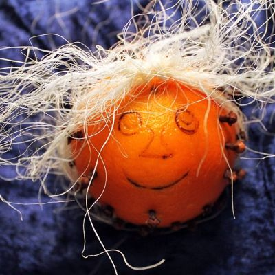 Miinoitettu appelsiini