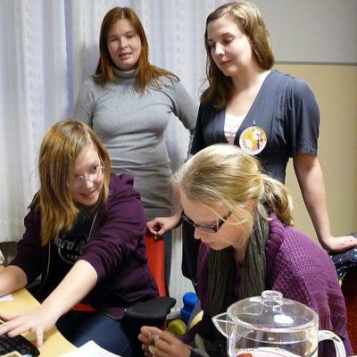 Valokeila nuoret toimittajat lasten- ja nuortenelokuvafestivaalit