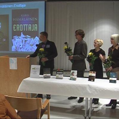Savonia ehdokkaat 2011