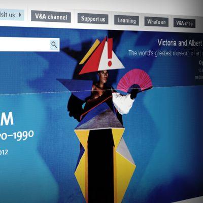 Kuva Victoria & Albert -museon nettisivustoista.