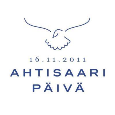 Ahtisaari päivän tunnus