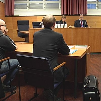 Oikeudenkäynti Pirkanmaan käräjäoikeudessa.