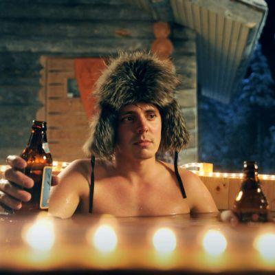 Kuvassa Jasper Pääkkönen.