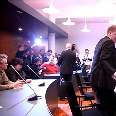 Kauhajoen koulusurmaoikeudenkäynti siirtyi Vaasan hovioikeuteen.