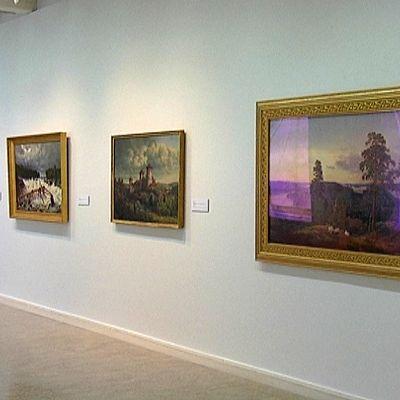 Saimaa kuvataiteessa näyttely