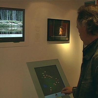 Yleisö voi nauttia Hannu Hautalan luontokuvista Kuusamoon vuonna 2007 perustetussa Hautalan nimeä kantavassa luontokuvakeskuksessa.