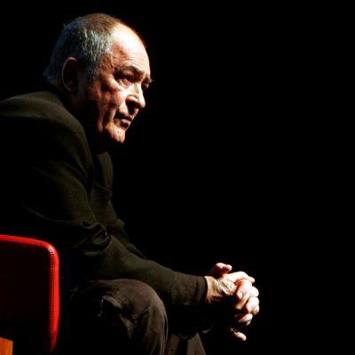 Elokuvaohjaaja Bernardo Bertolucci vuonna 2007.