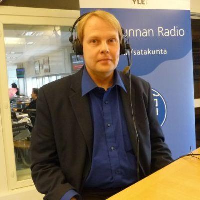 Kirkkoherra Mika Kyytinen
