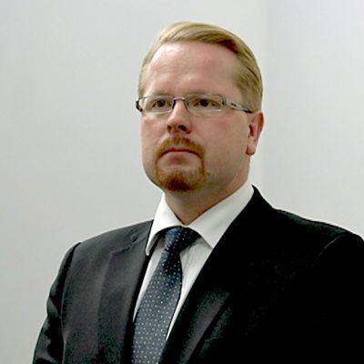 Suojelupoliisin päällikkö Ilkka Salmi.