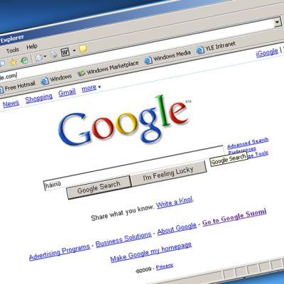 Kuva googlen sivustosta