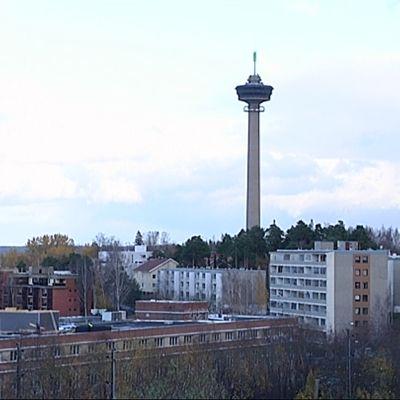 Tampereen Näsinneula.