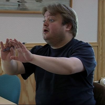 Kapellimestari Mikko Franck.