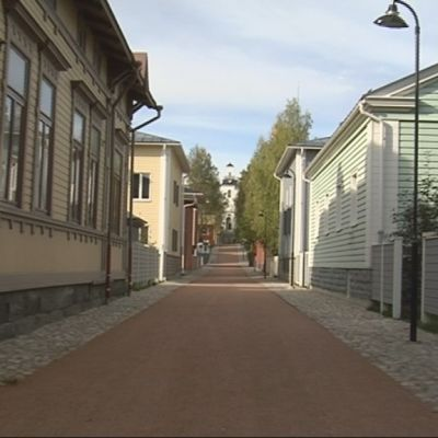 Rännikatu Kuopiossa