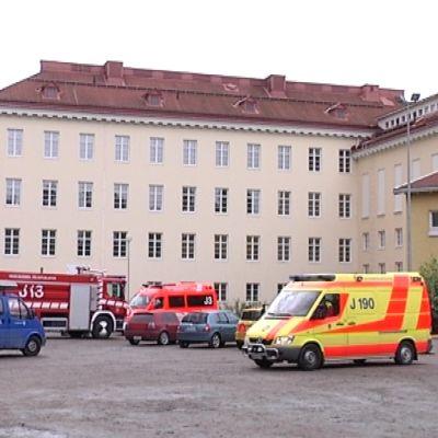 Jyväskylän Normaalikoulu tyhjennettiin tänä aamuna sähkökeskuksen palon takia.