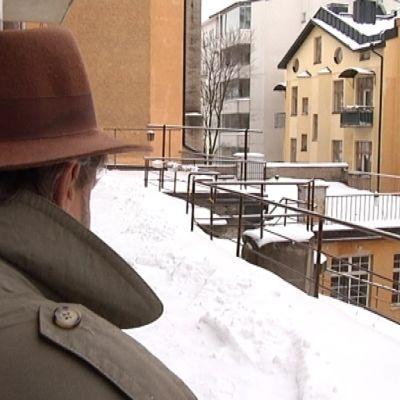 Jussi Vareksen kotimaisemat.
