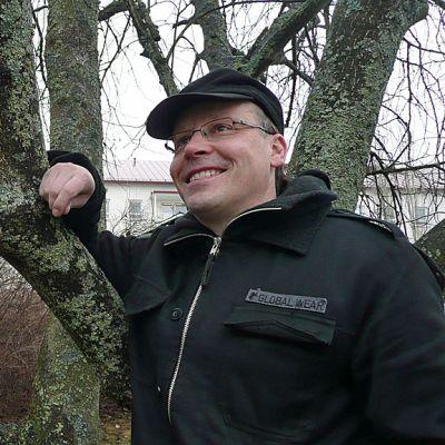 Riistapäällikkö Jarkko Nurmi