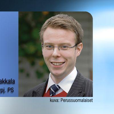 Veli-Matti Saarakkala, vpj. Perussuomalaiset
