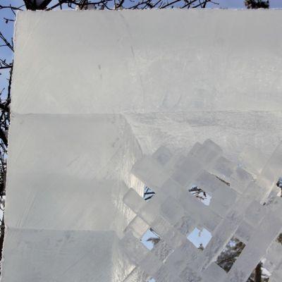 Jääveistoksen työstäminen alkaa perusteellisesta suunnittelusta.