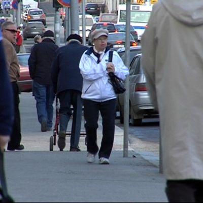 Väestö vähenee Pohjois-Savossa.