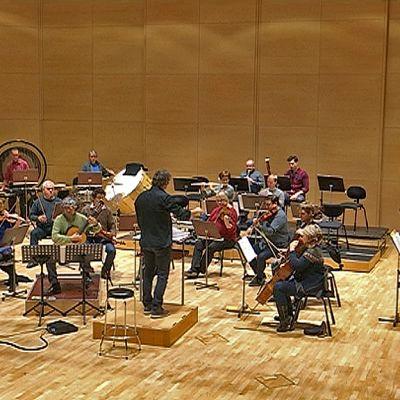 Kitara soi Lappeenrannan kaupunginorkesteri