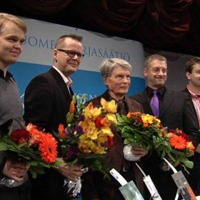Finlandia ehdokkaat 2009