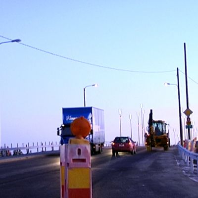 Hännilänsalmen silta Viitasaarella
