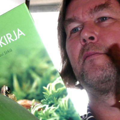 Sammakkotutkija Markku Lappalainen