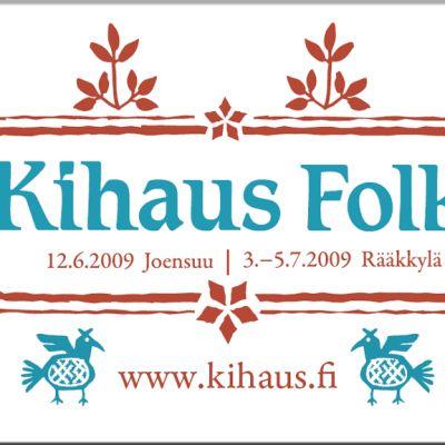 Kihaus Folk 2009 -tunnus