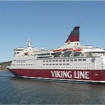 Viking Linen risteilyalus.