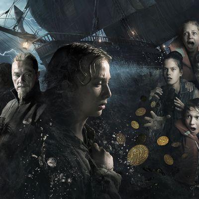 Heroes of the Baltic Sea - juliste.