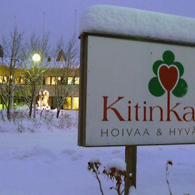 Kannuksen Kitinkannus.