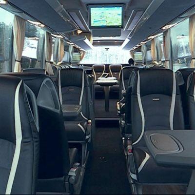 Lehtimäen liikenne premium bussi