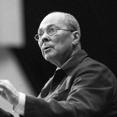 Paavo Berglund vuonna 1993.