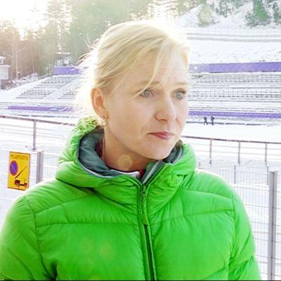 Katja Huotari testauspäällikkö ADT